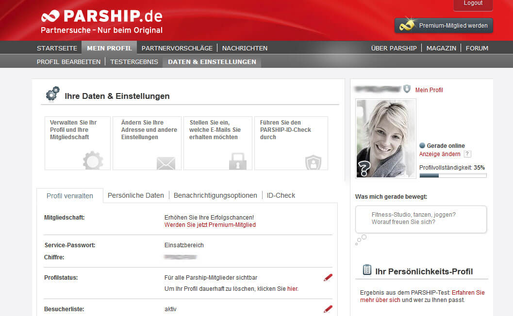 Internationale Dating-Apps