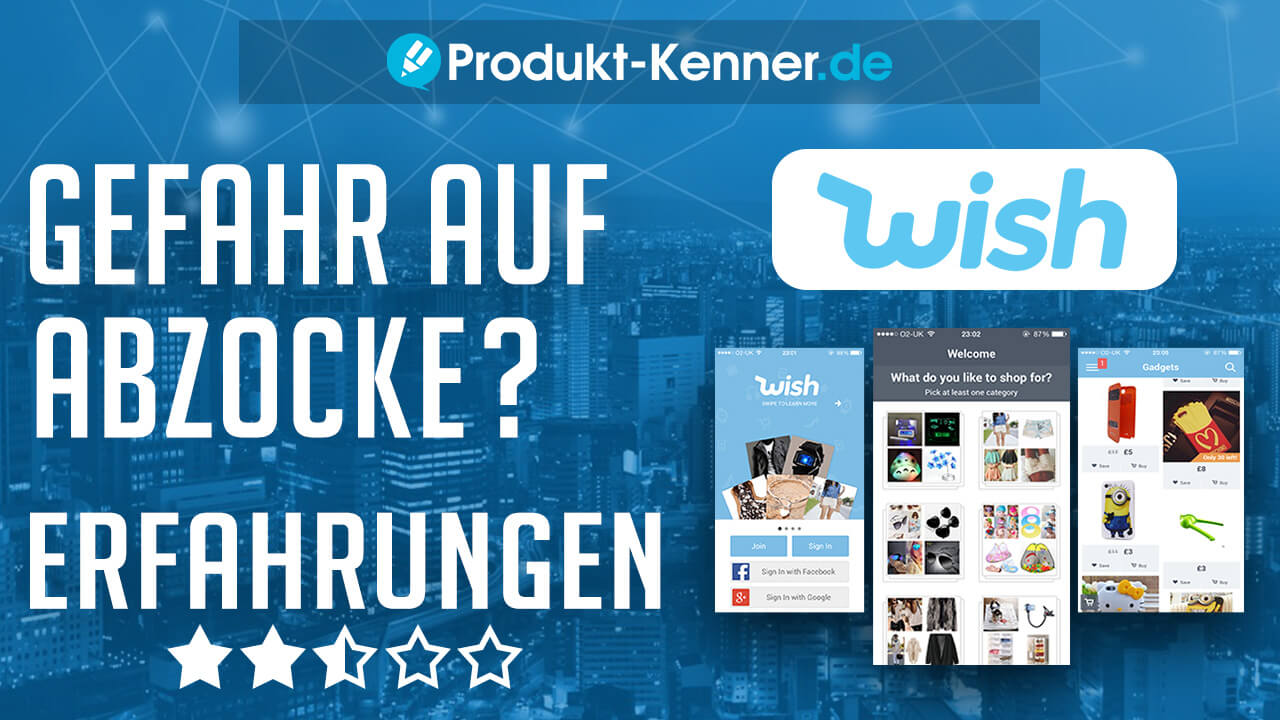 wish app erfahrungen wish app test wish app review produkt. Black Bedroom Furniture Sets. Home Design Ideas
