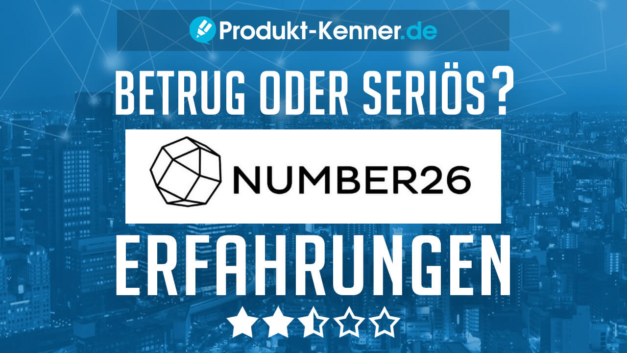 Number26 Bank Review