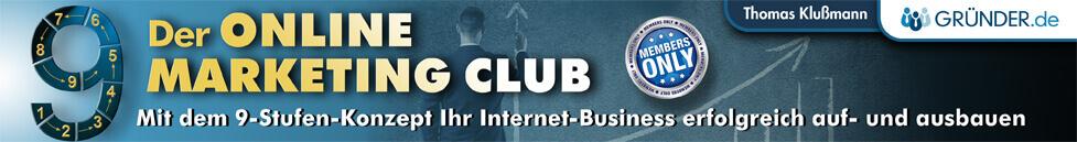 Thomas Klußmann serioes, online marketing club, der online marketing club, online marketing club klußmann, thomas klußmann erfahrungen, Online Marketing Club Test