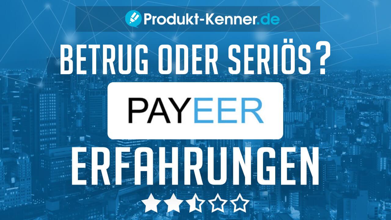 ✓ PAYEER Erfahrungen   Payeer Test   Payeer SERIÖS + SICHER!? ✓