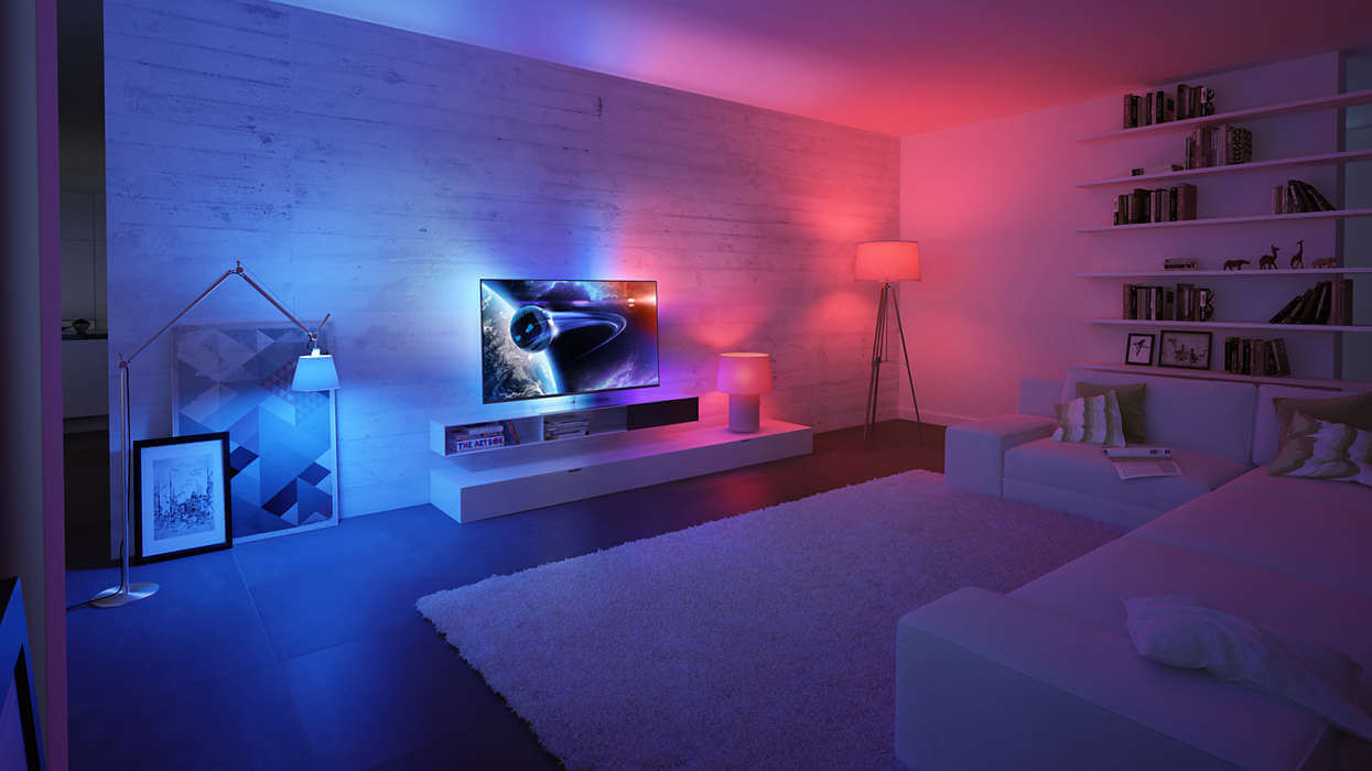 philips hue erfahrungen philips hue test philips hue review. Black Bedroom Furniture Sets. Home Design Ideas