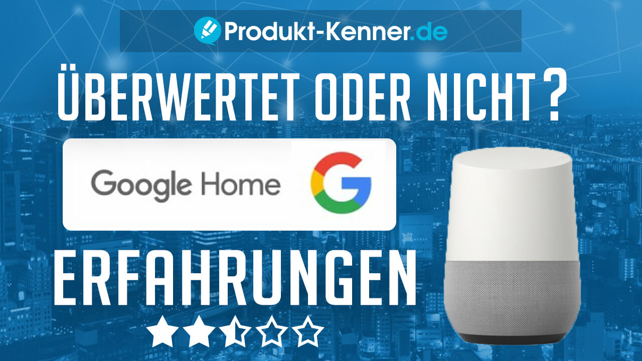 google home erfahrungen google home smart speaker test. Black Bedroom Furniture Sets. Home Design Ideas