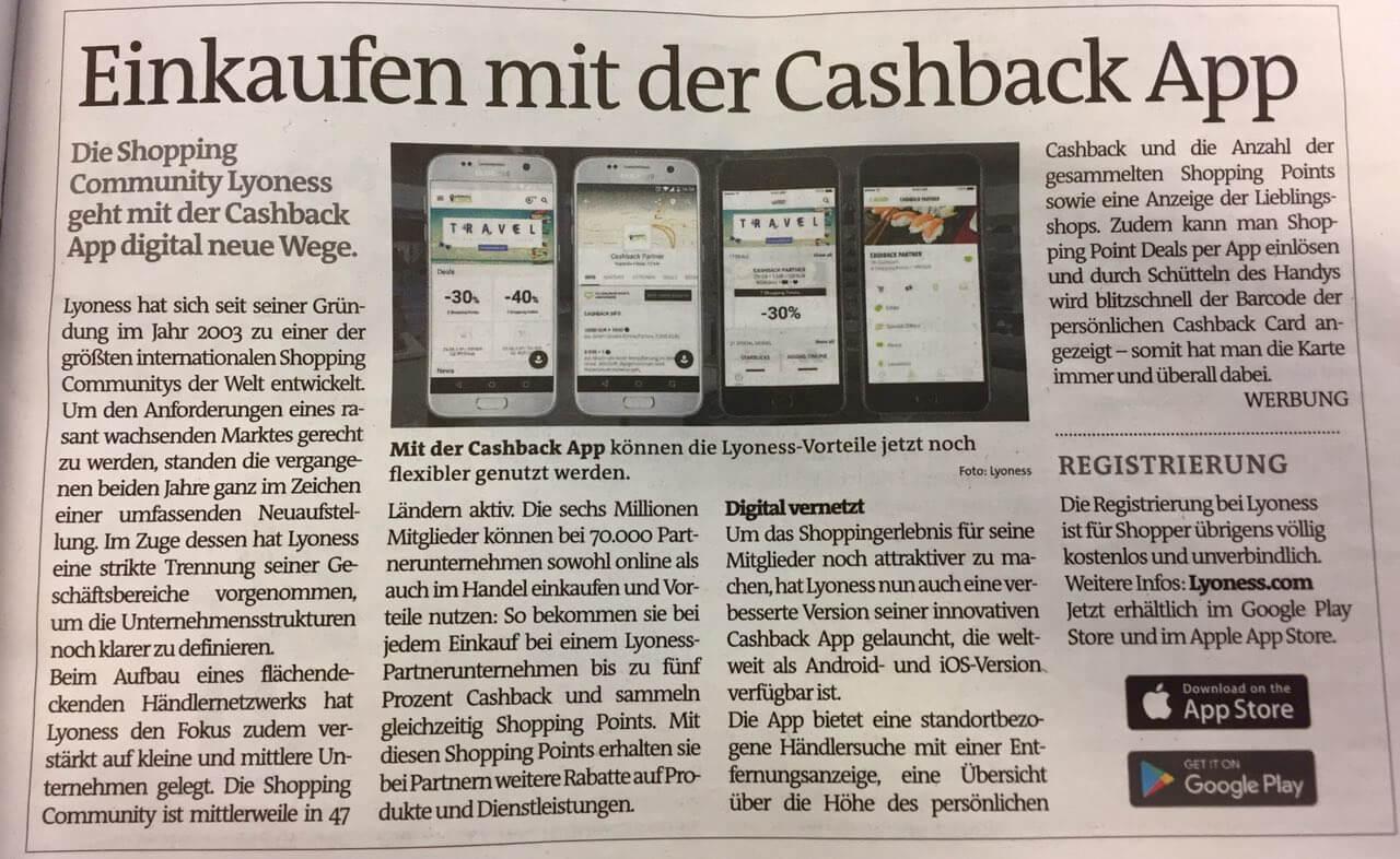 lyoness app, lyconet app, lyconess cashback app, lyconet cashback app, lyoness einkaufen, lyconet einkaufen, lyoness digital