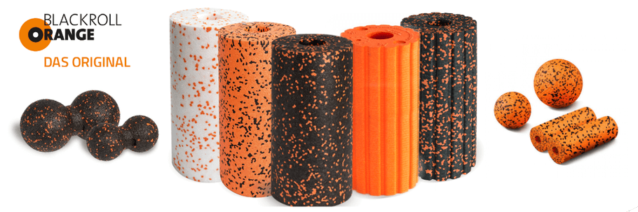 Blackroll Orange Standard, Blackroll Orange Med, Blackroll Orange Pro, Blackroll Orange Unterschied, Blackroll Orange Übungen, Das beste Massage Gerät