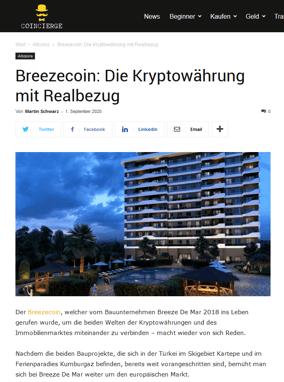 breezecoin börsen, breezecoin bilanz, breezecoin marktvolumen, breezecoin marketcap, breezecoin token, breezecoin kurs, breezecoin btc-echo
